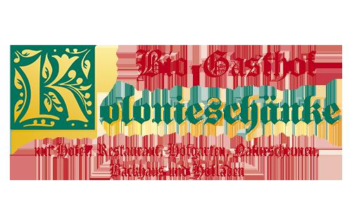 Logo Kolonieschänke